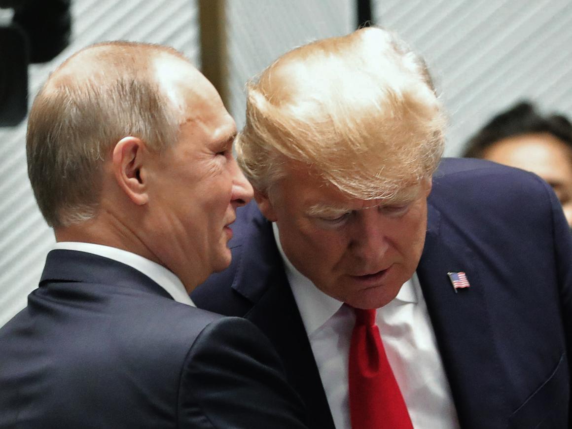 Миру вопреки: Трамп сам предложил Путину встретиться