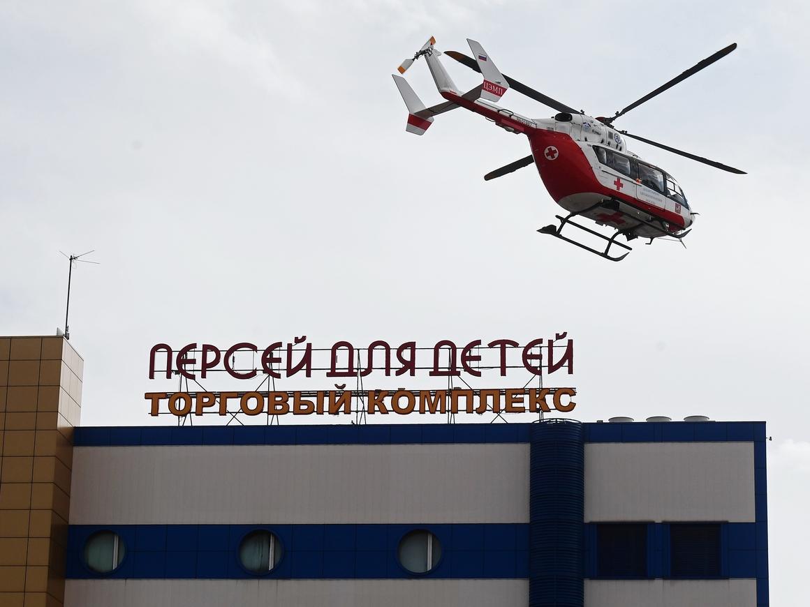 Пожар в ТЦ в Москве – один погибший и трое пострадавших (видео)