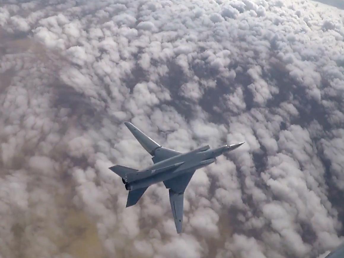 Ракетный удар по сирийской авиабазе - кто это сделал?