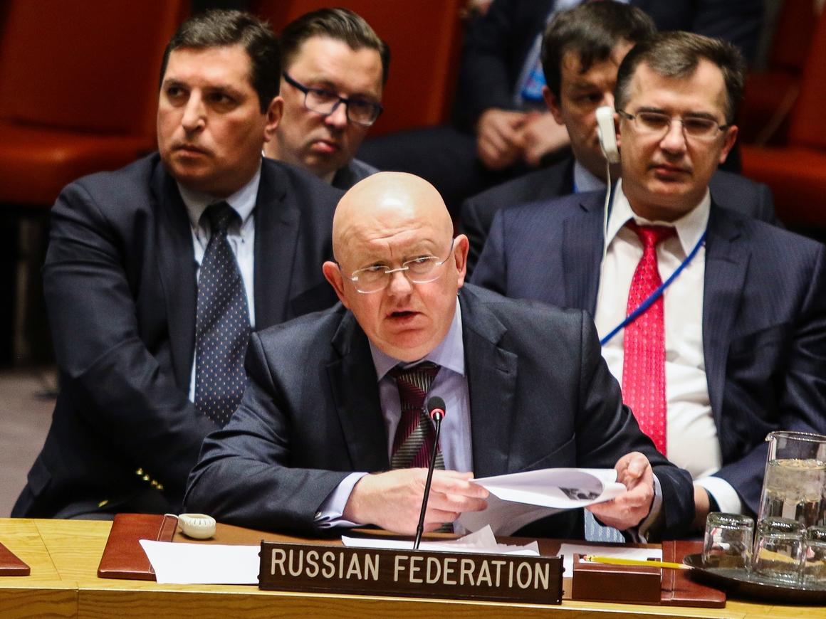 """""""У России руки в крови детей!"""" - """"Фейк и хамство!"""": СБ ООН обсудил Сирию"""