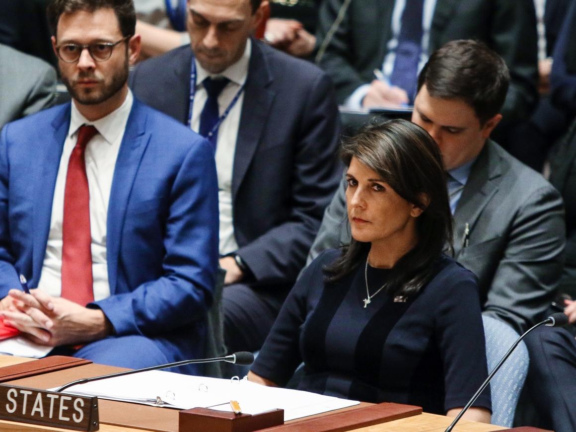 """""""Понимаешь, работа такая"""" - постпреды РФ и США дружат, пока не воюют в СБ ООН"""