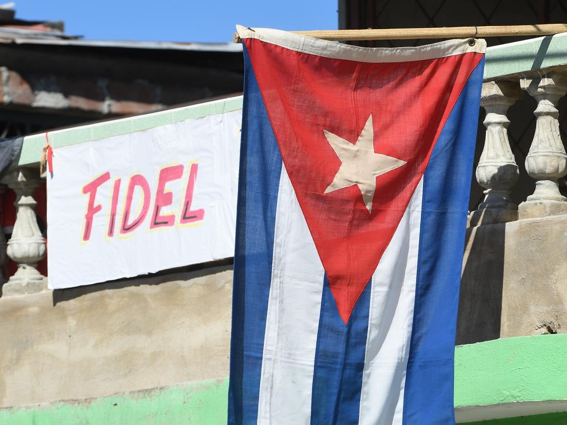 Кастро больше нет: главой государственного совета Кубы стал Мигель Диас-Канель