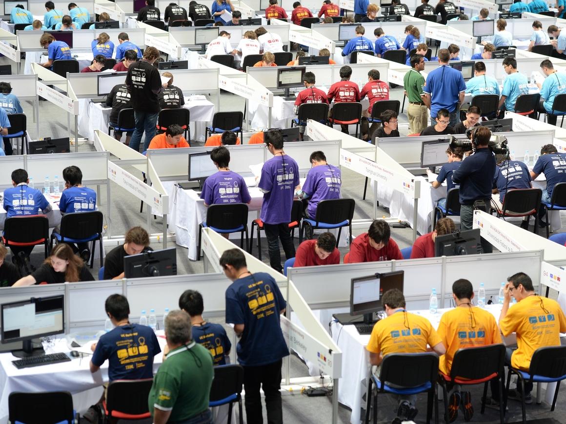 Студенты МГУ стали чемпионами мира по спортивному программированию