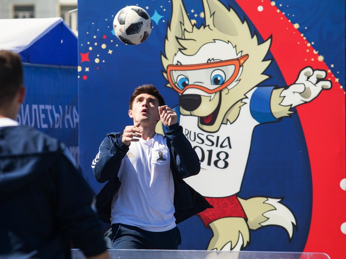 Перед ЧМ по футболу-2018 в Москве изменят график отключения горячей воды