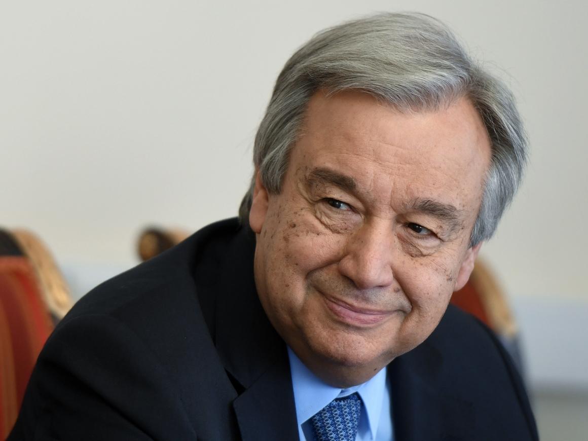 Генсек ООН признал Совет Безопасности неэффективным