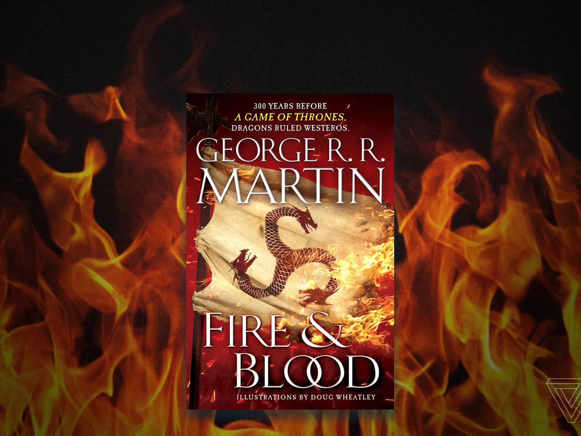 """Дж. Мартин анонсировал выход новой книги о мире """"Игры престолов"""""""
