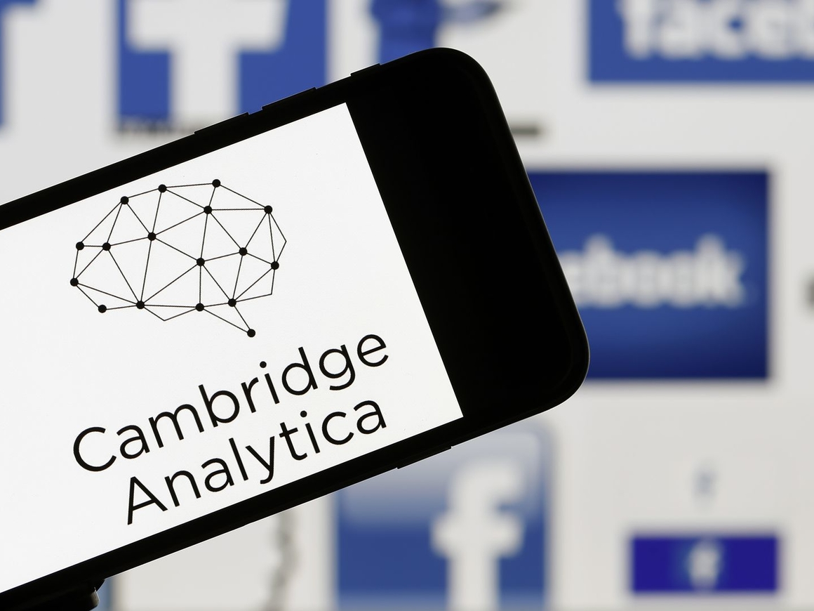 После скандала с Facebook банкротом признают Cambridge Analytica