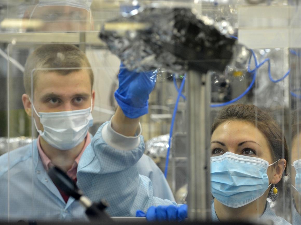 Лазерный сканер на сетчатке глаза скоро станет реальностью