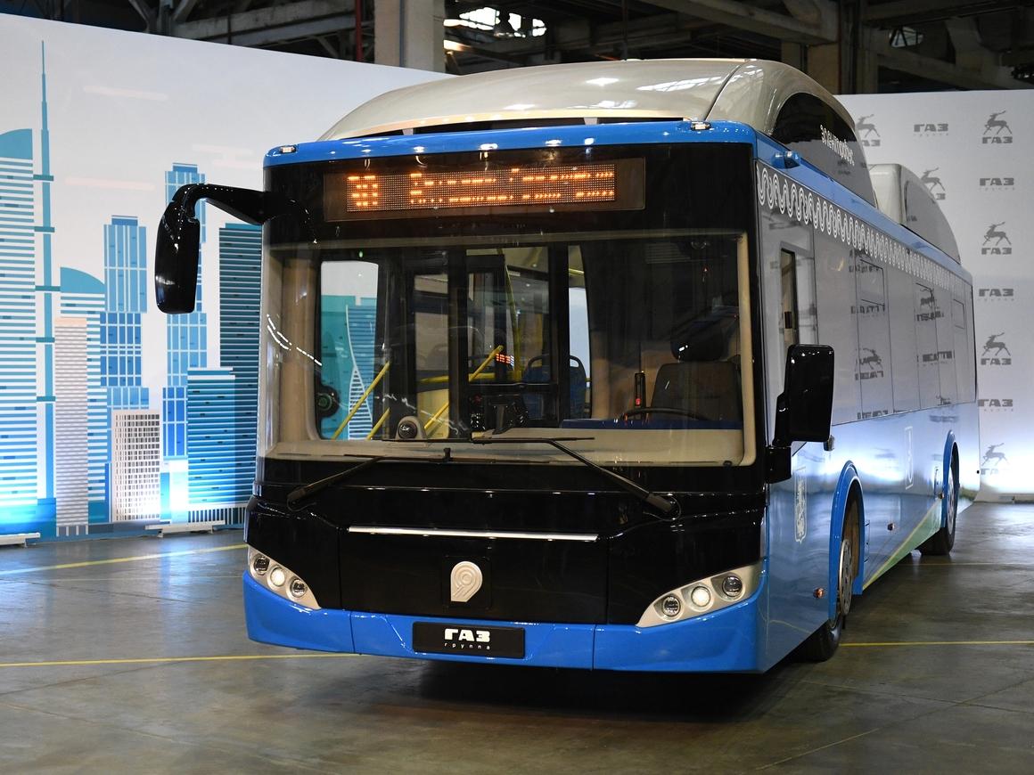 В сентябре 2018 троллейбусы в Москве заменят электробусы