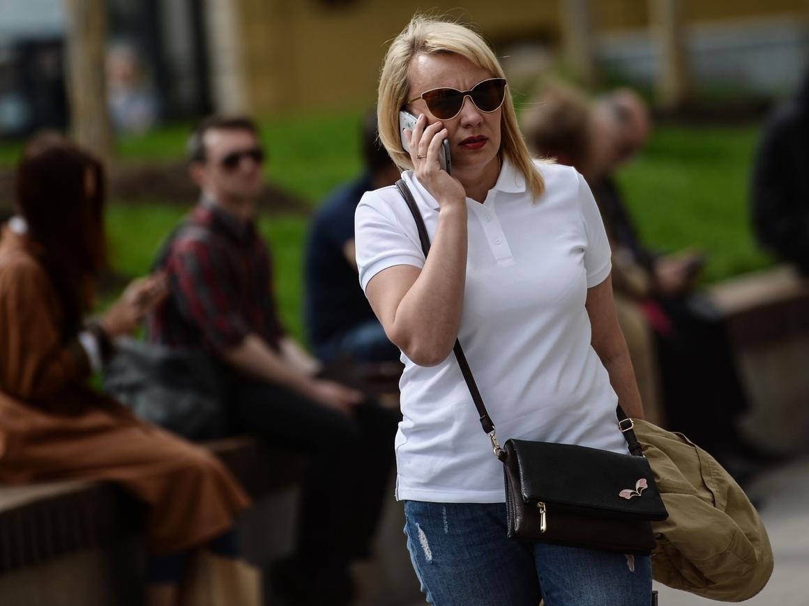 В начале 2018 года в России подешевела мобильная связь