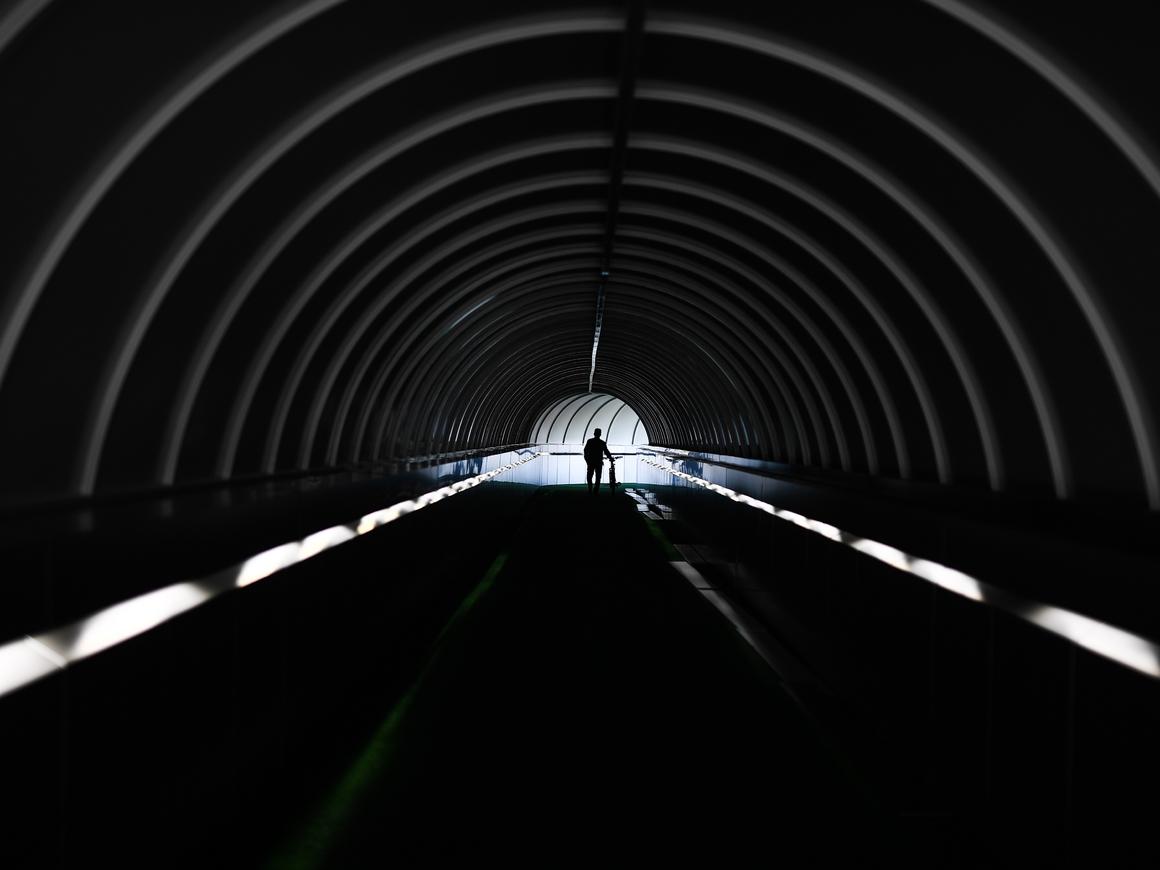 Подземелье и Илон Маск. Он готов открыть тоннель под Лос-Анджелесом