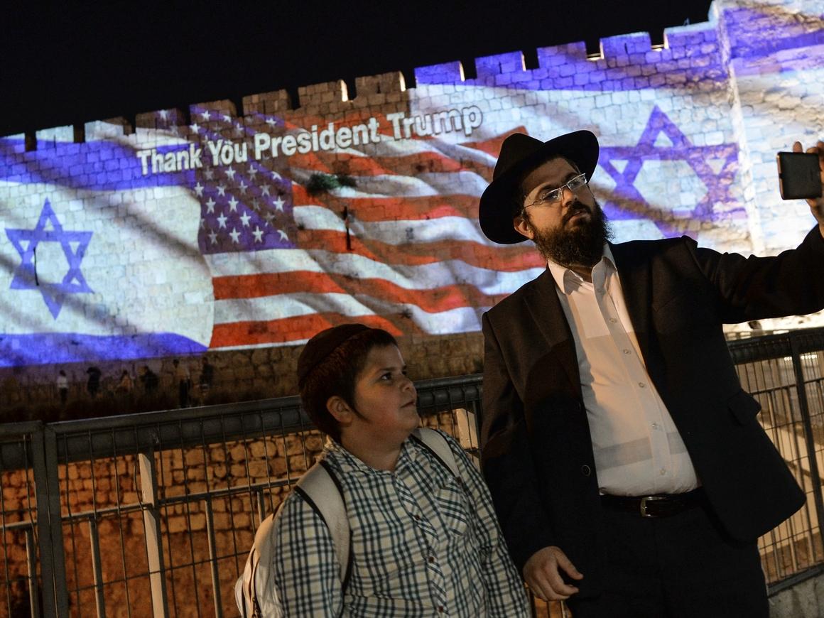 Посольство США в Иерусалиме, разделившее мир пополам