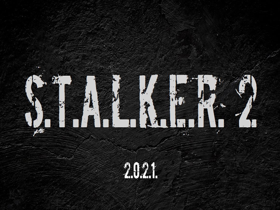 Неожиданный анонс S.T.A.L.K.E.R. 2 - продолжение игры выйдет в 2021 году