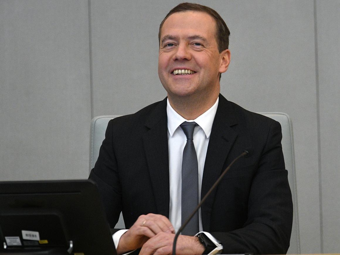 Медведев рассказал о создании офшоров в России