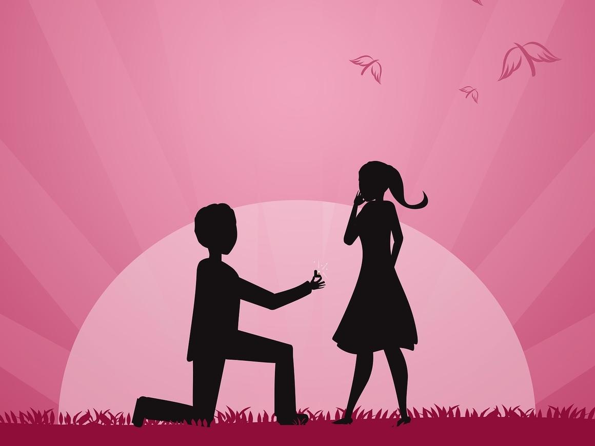 Романтика с привкусом мочи: ребёнок подпортил брачное предложение (видео)