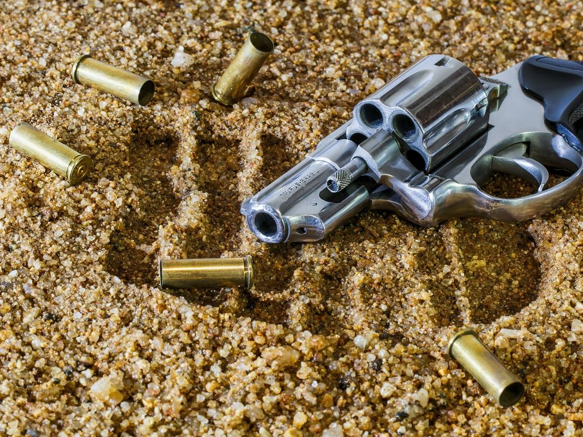 Яжемать: женщина вырубила грабителя с пистолетом (видео)