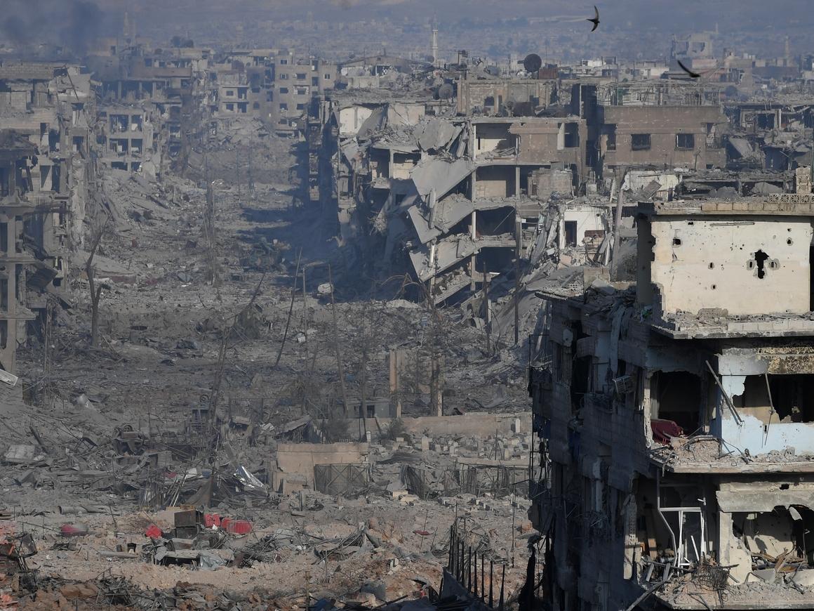 Соседская помощь: Иран проспонсирует восстановление Сирии после войны