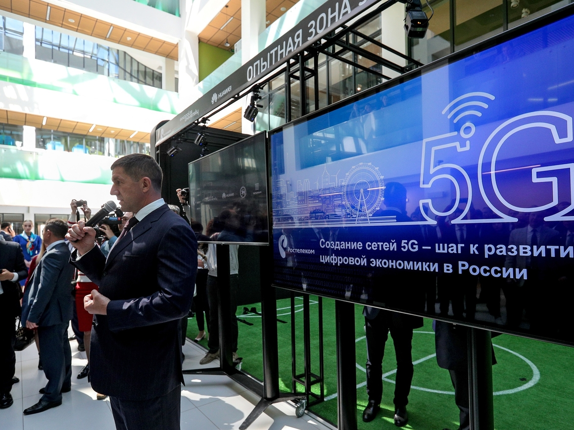 В Татарстане запустили 5G. Теперь завидуйте