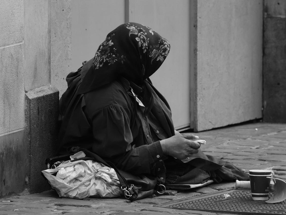 В Бейруте умерла попрошайка с миллиардами на счету