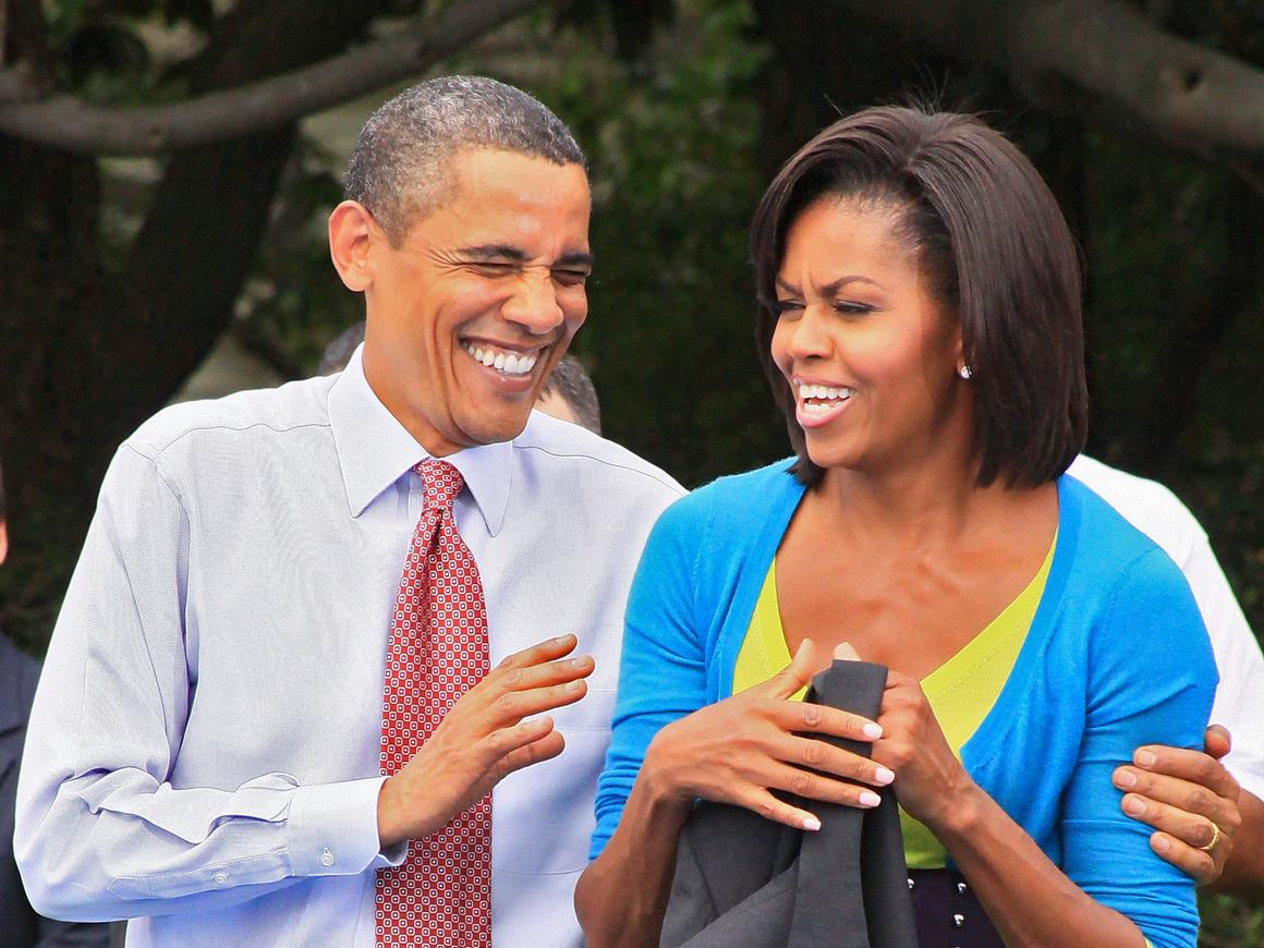 После Белого дома на Netflix. Барак и Мишель Обама теперь продюсеры