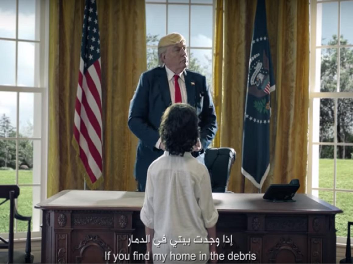 Реклама мобильного оператора Кувейта с мировыми лидерами стала вирусной