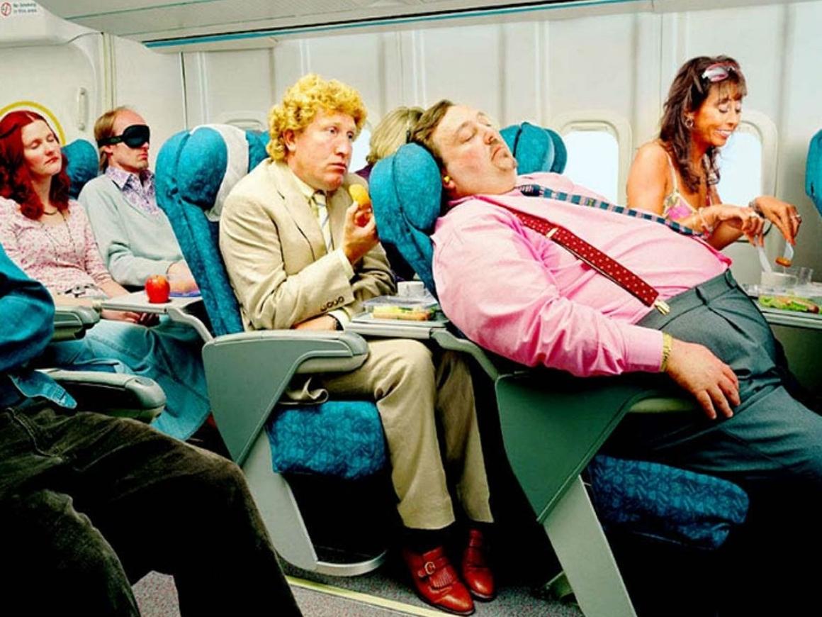 Southwest Airlines бесплатно даёт 2е место для пассажиров с доп.весом