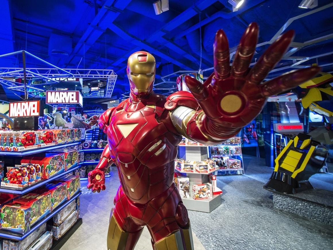 Супергерои среди нас. В США родители повадились называть детей как героев Marvel