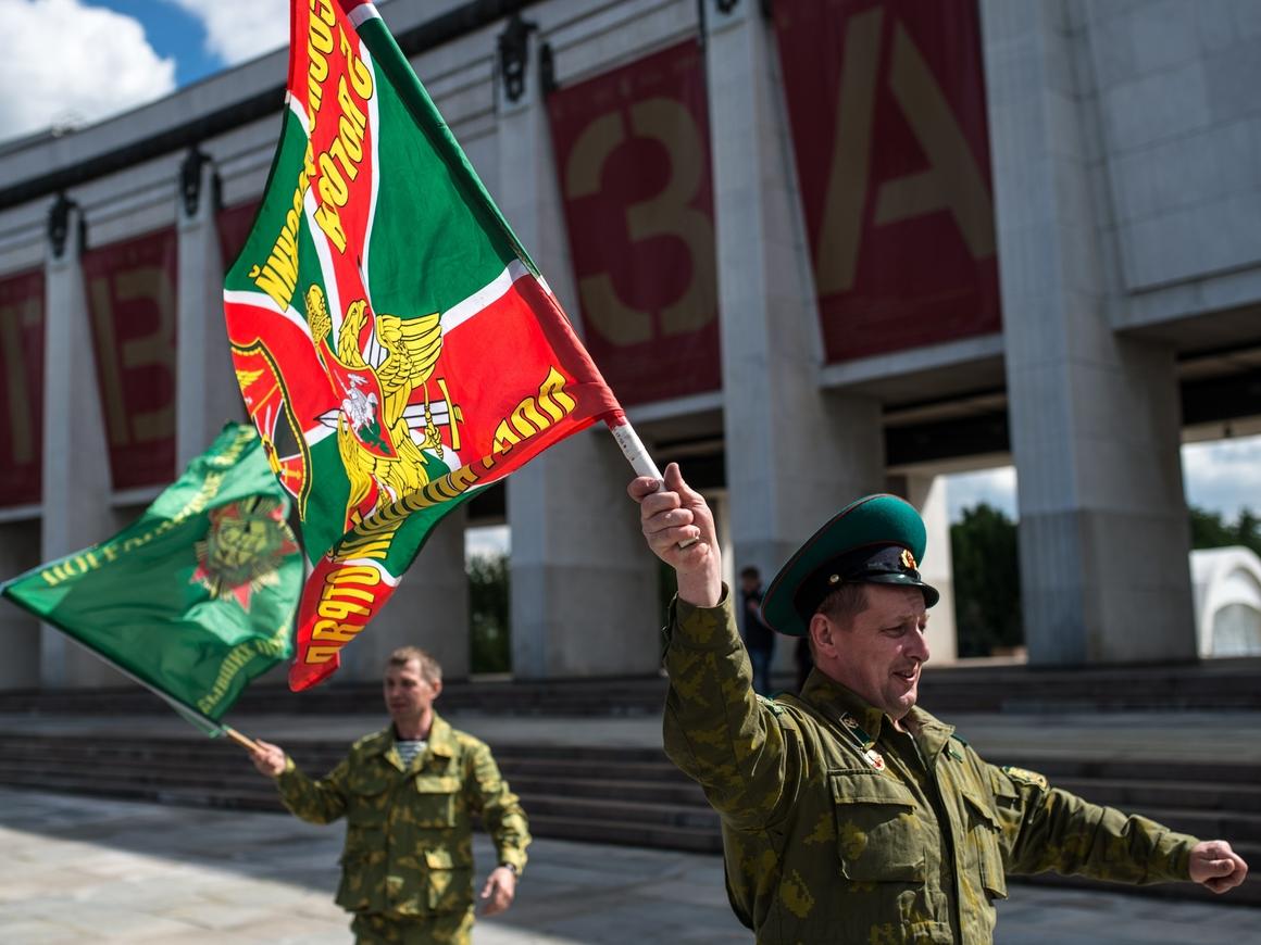 Российские пограничники задержали за прошлый год 1400 подозреваемых в терроризме