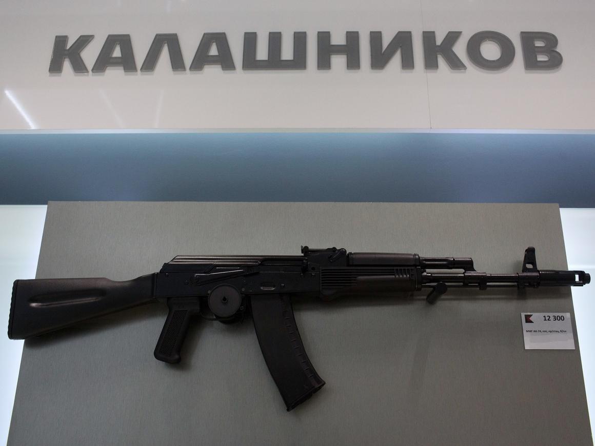 """""""Калашников"""" показал новый байк (видео)"""