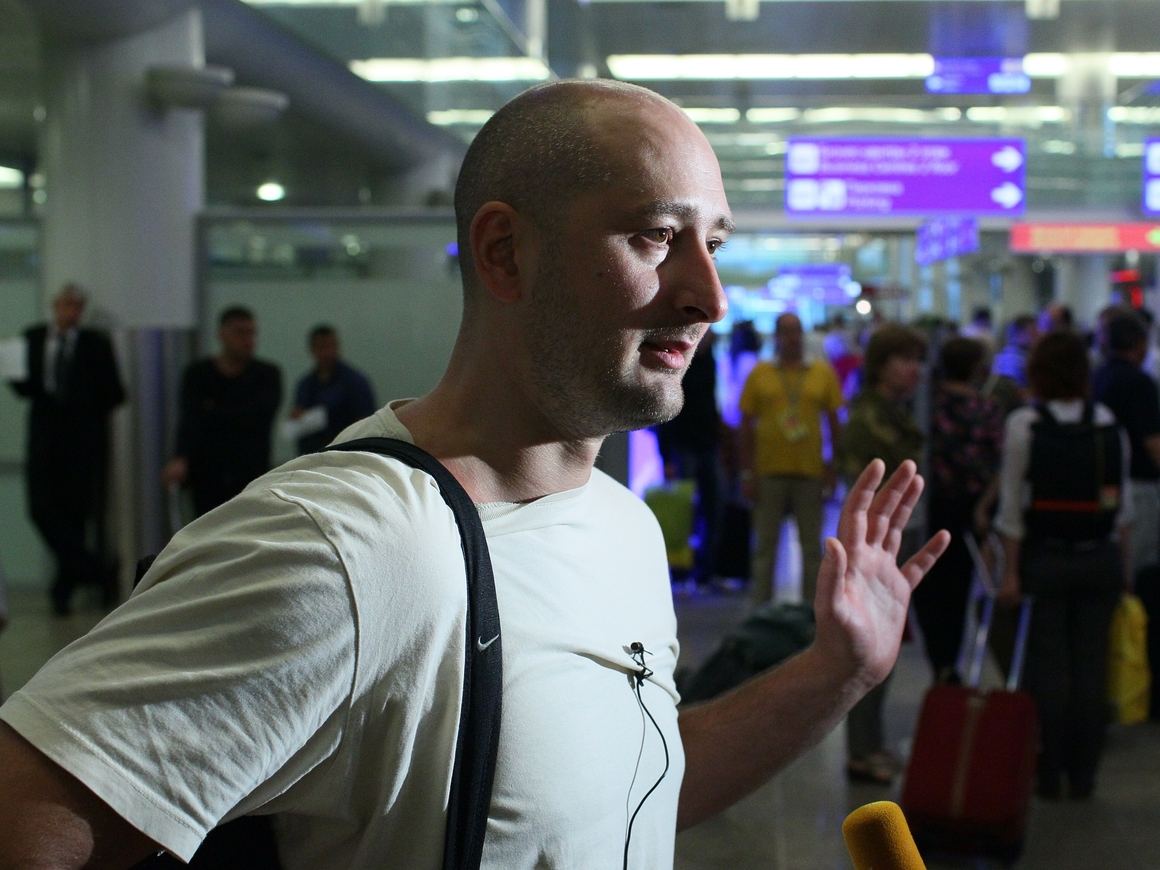 Бабченко Шрёдингера: реакция на чудесное воскрешение журналиста в Киеве