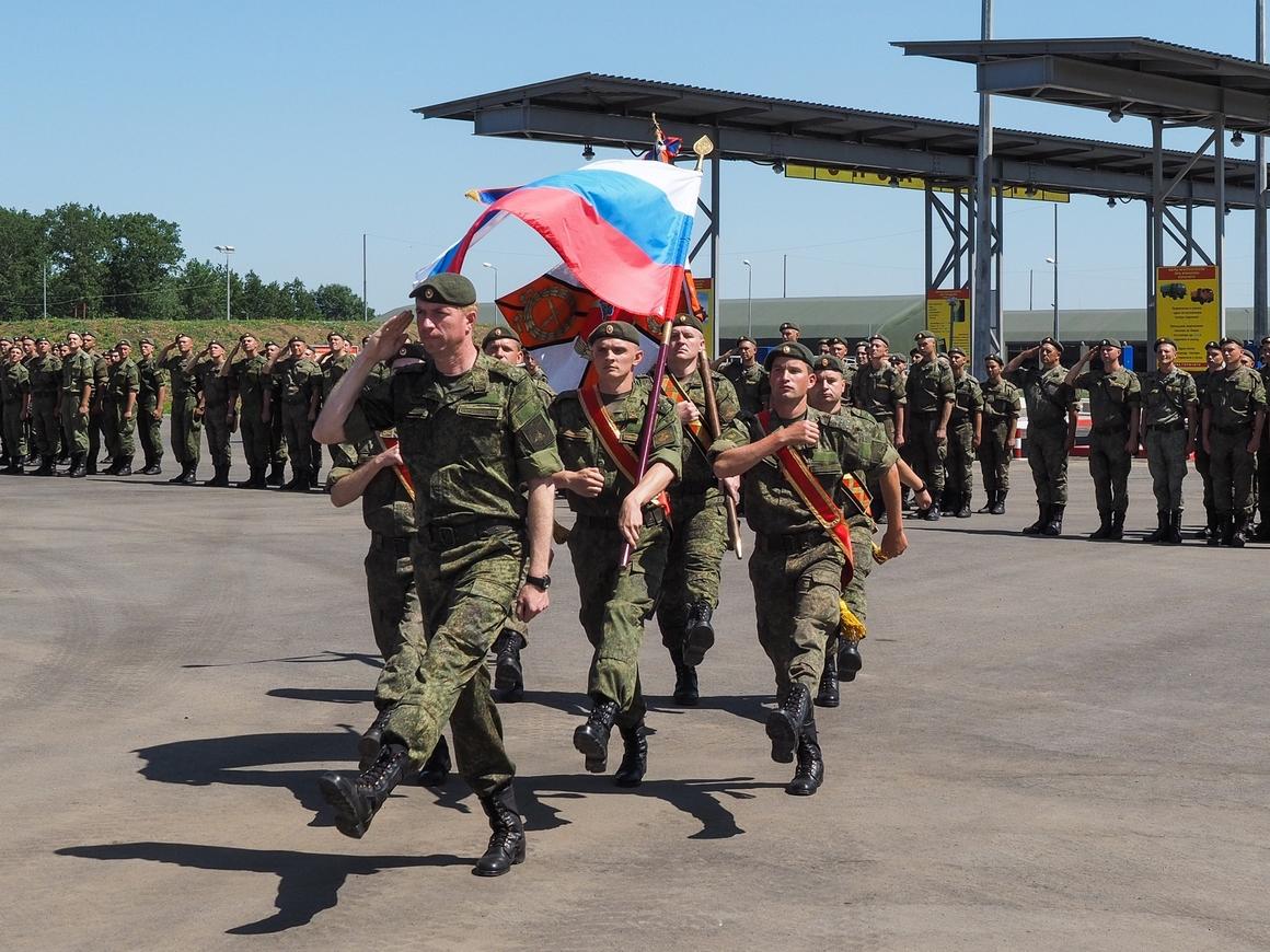 Правительство предложило заменить военные кафедры в ВУЗах на военные центры