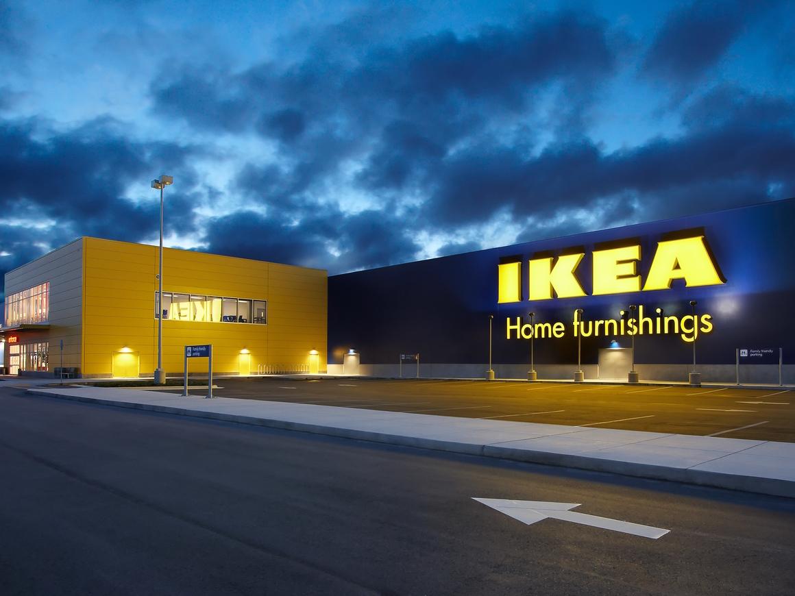 IKEA начнёт принимать постельное бельё на переработку по всей России