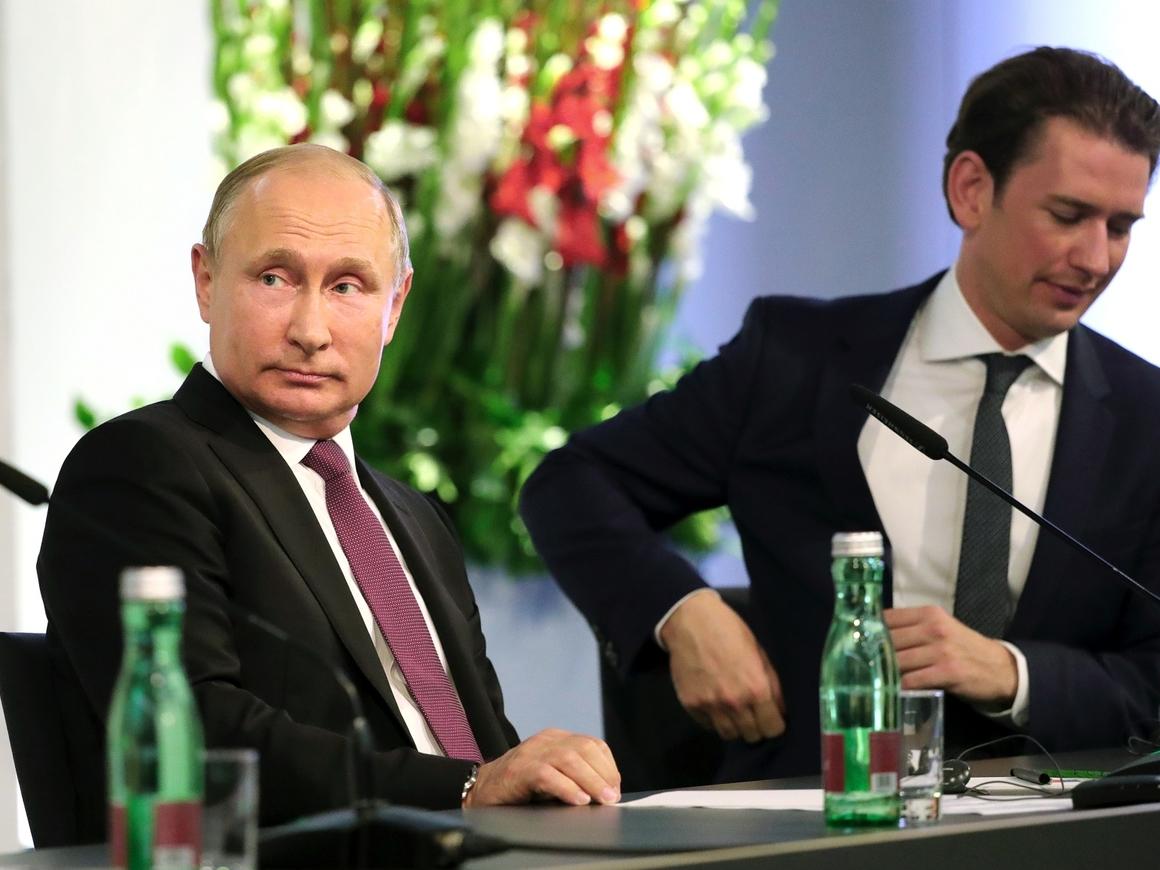 Первый зарубежный визит Путина после инаугурации: зачем президент ездил в Вену