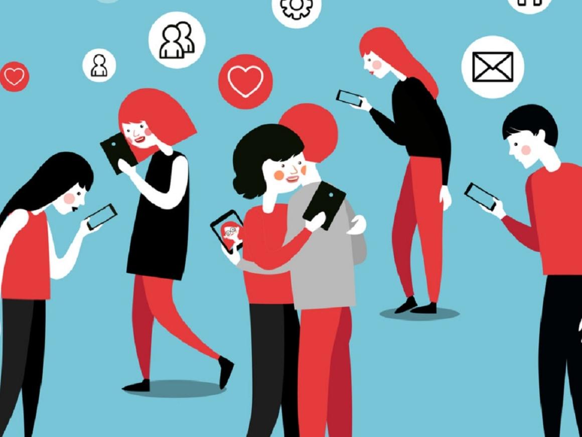"""В Китае появилась отдельная дорожка для """"зомби со смартфонами"""""""
