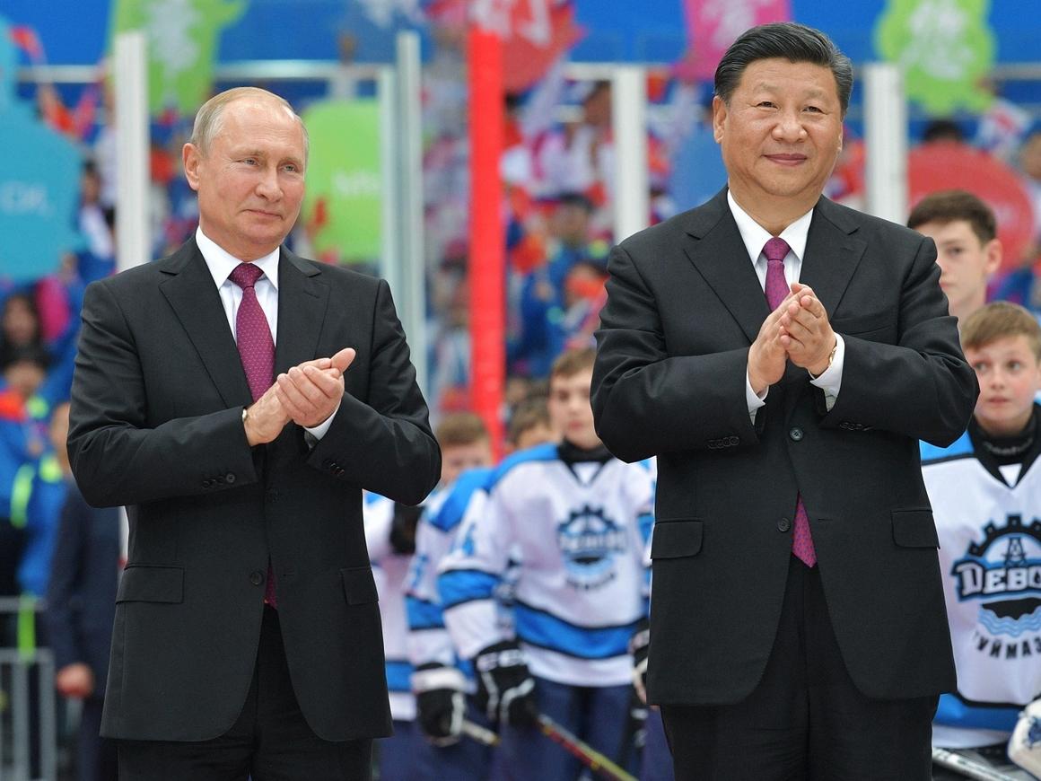 Иди в баню! Путин преподнёс китайскому лидеру неожиданный подарок