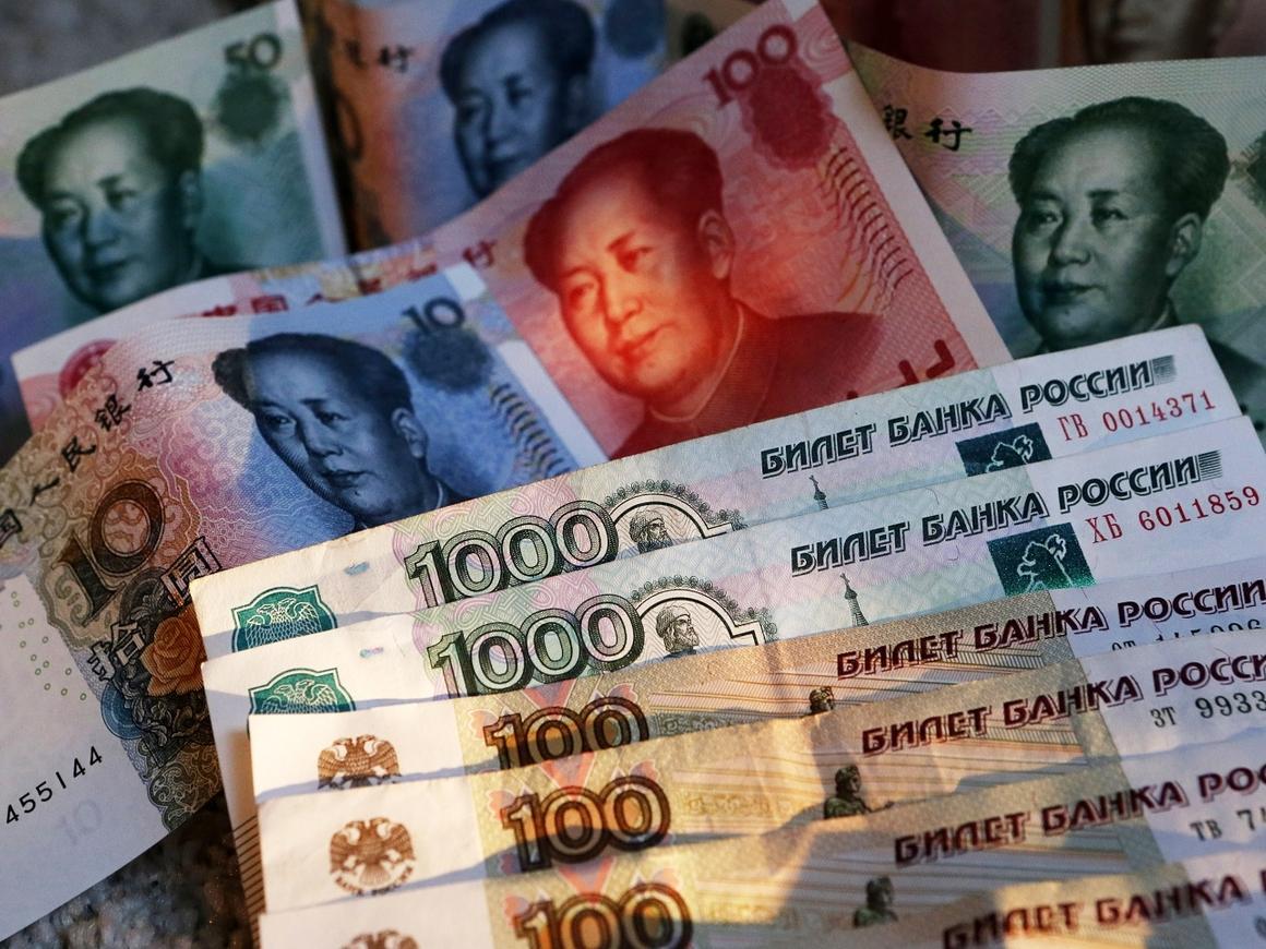 Доллар, трепещи! Москва и Пекин увеличивают торговлю в нацвалютах
