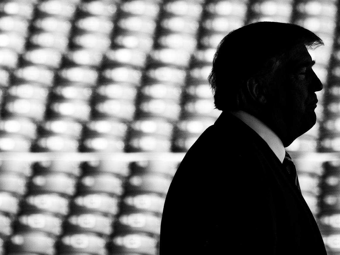 Трамп нашёл виновного в воссоединении Крыма с Россией