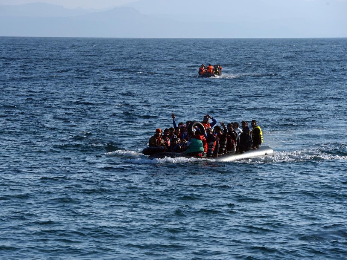 Одиссея Aquarius. Как мигранты искали себе приют в Средиземноморье
