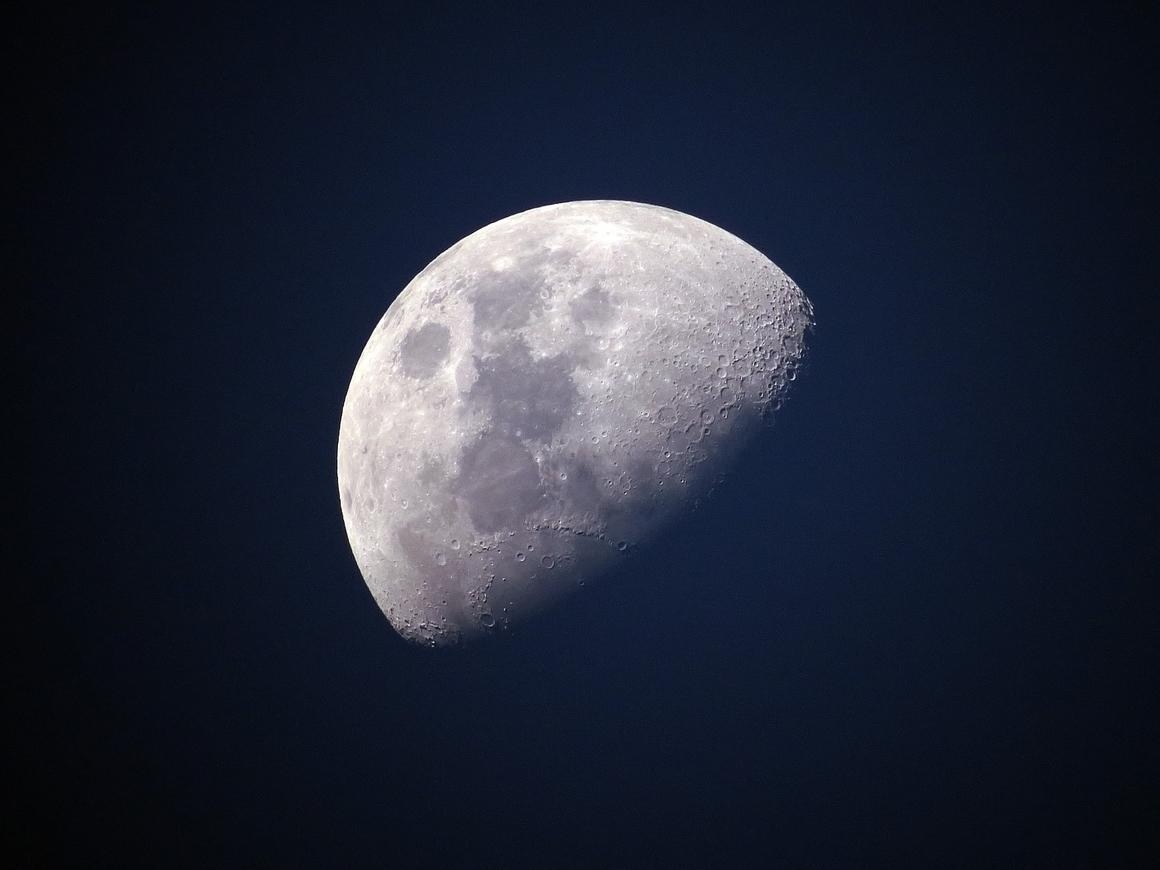 Американцы нагрели Луну… ещё в 1971 году