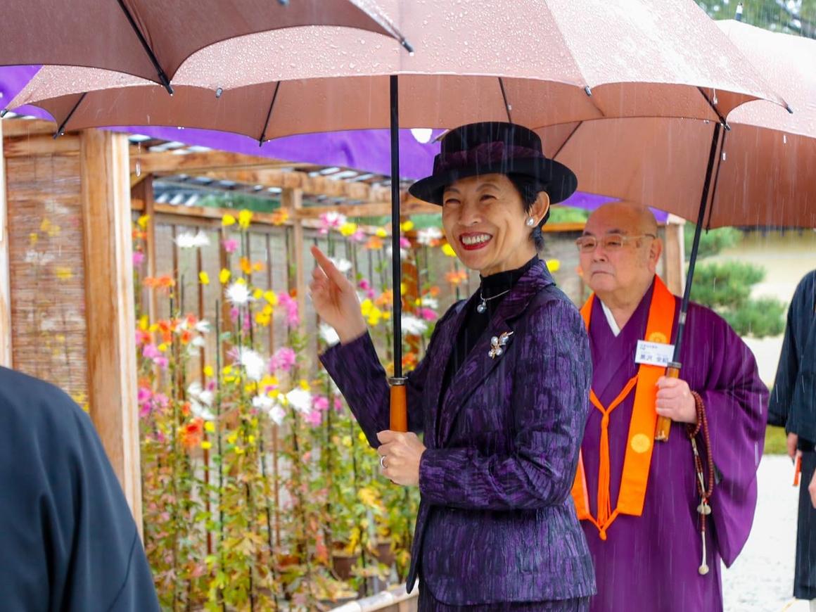 Японская принцесса приехала в РФ поддержать сборную. Такого 102 года не было!