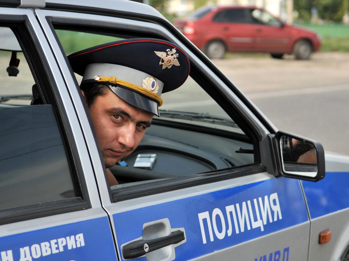 В Казани установили 3D-зебру, но гаишники от страха убрали её
