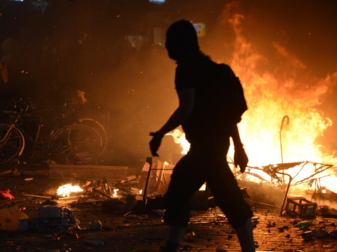 Левый экстремизм в Германии: насильственных преступлений стало вдвое больше