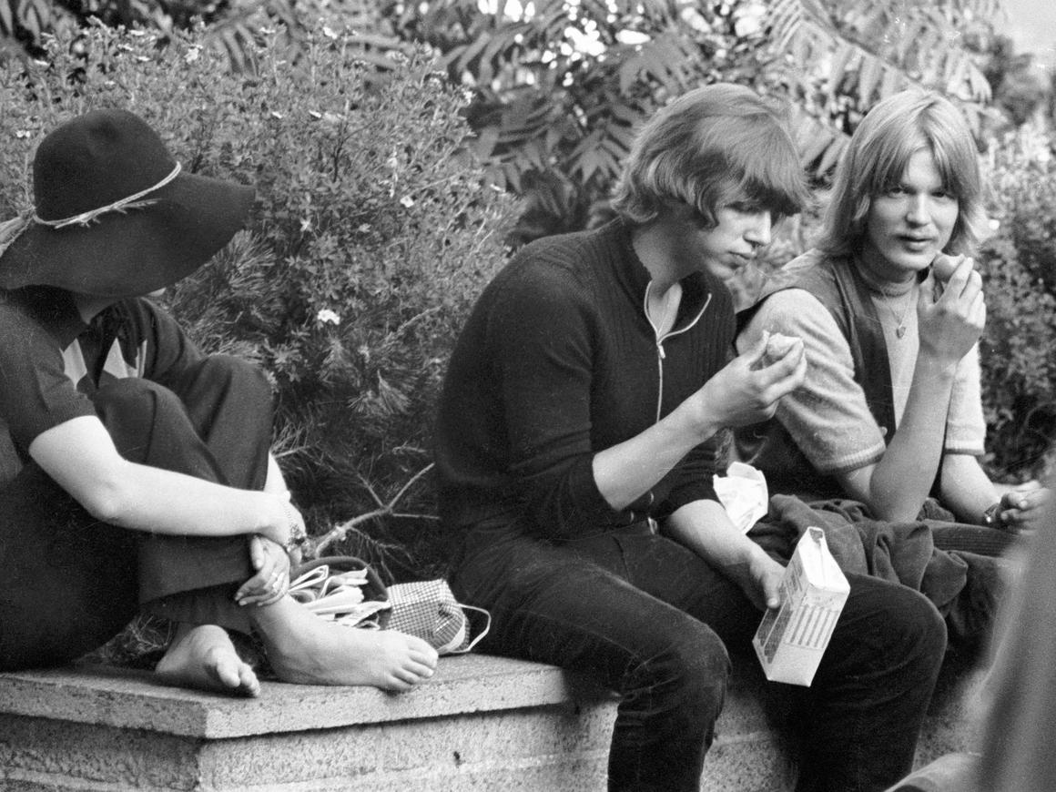 По следам хиппи: Археологи раскопали площадку музыкального фестиваля 1969 года