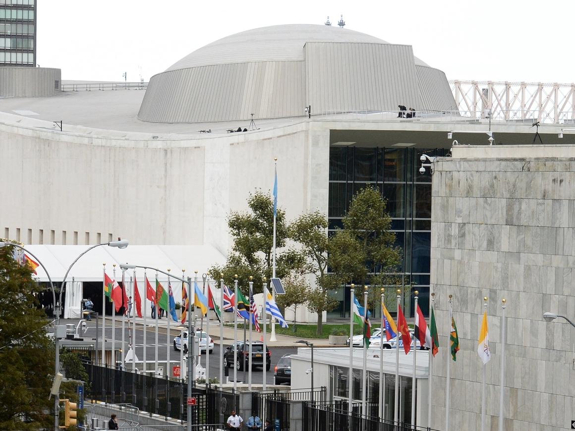 ООН приняла резолюцию, призывающую РФ вывести войска из Приднестровья