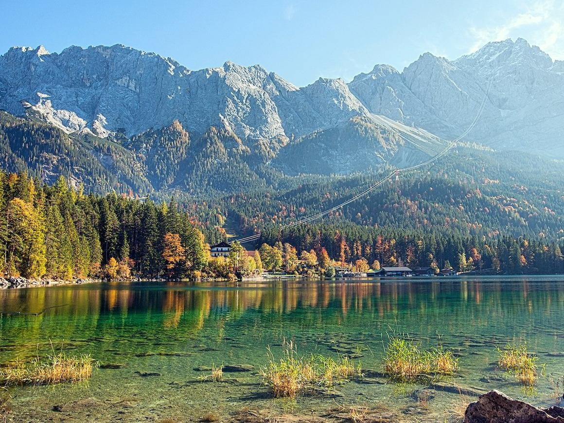 Немецкий Стоунхендж - в Боденском озере нашли сотни каменных сооружений