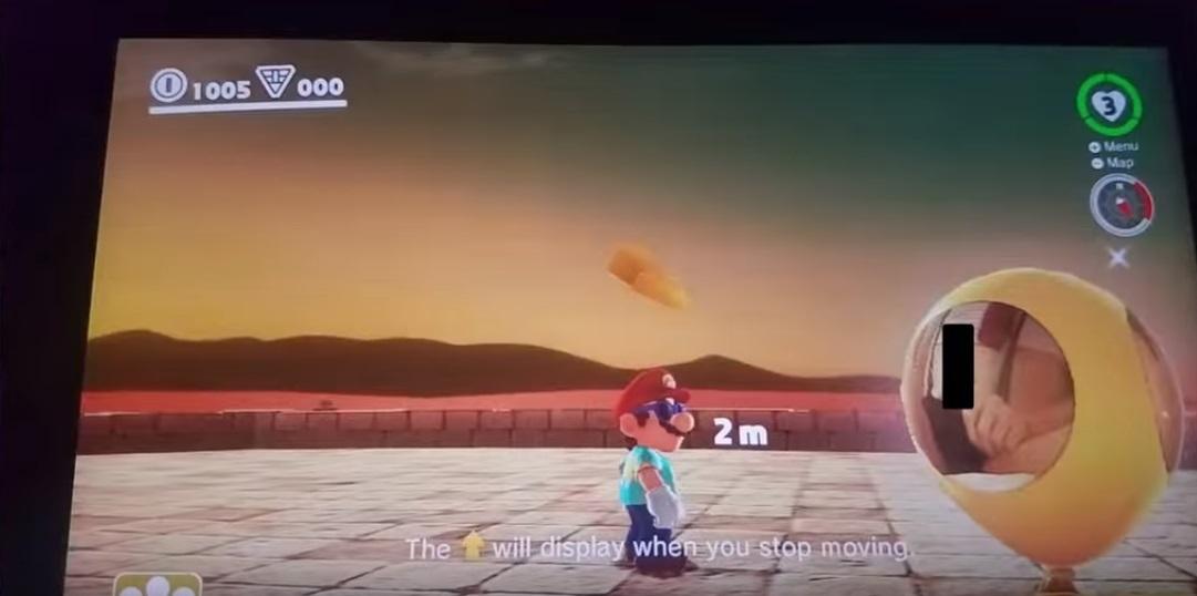 Запретные авы в Super Mario