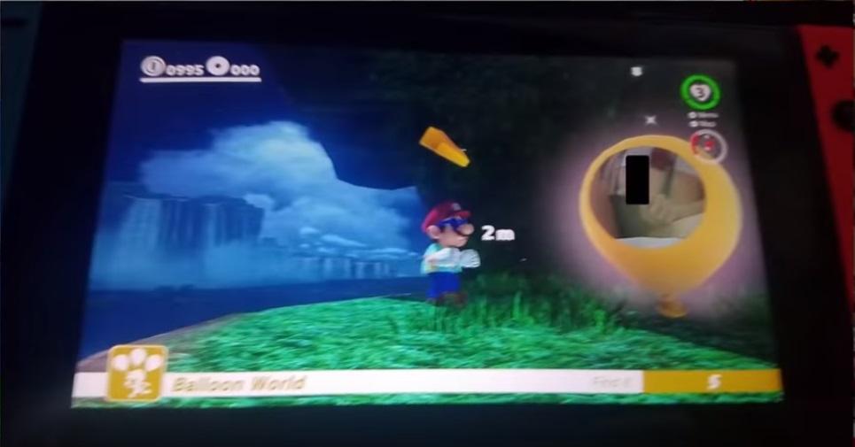 Куда смотрит Марио?