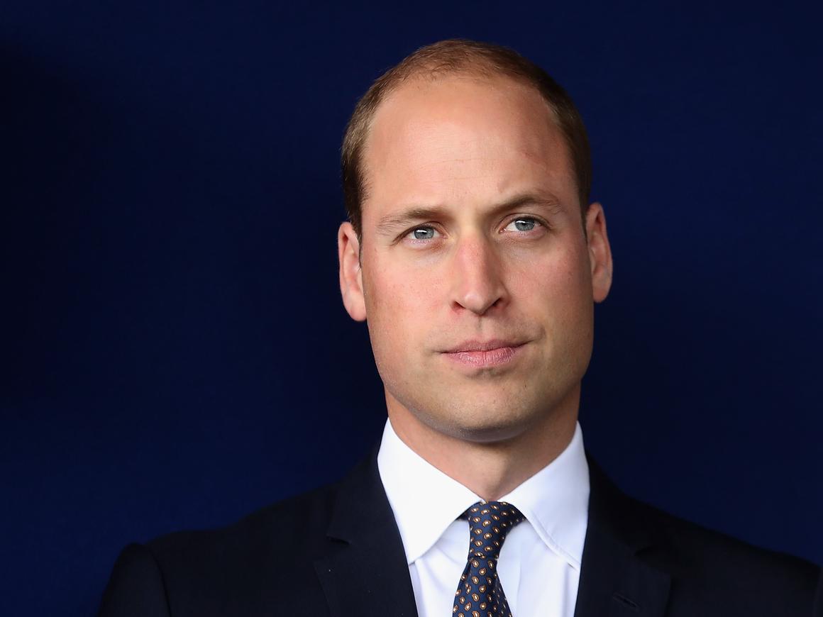 Впервые за 70 лет член британской королевской семьи приехал в Иерусалим