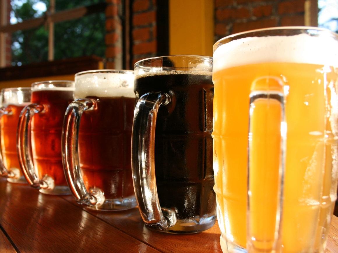 """Тревога, код """"красный""""! В Англии не хватает пива из-за недостатка CO2"""