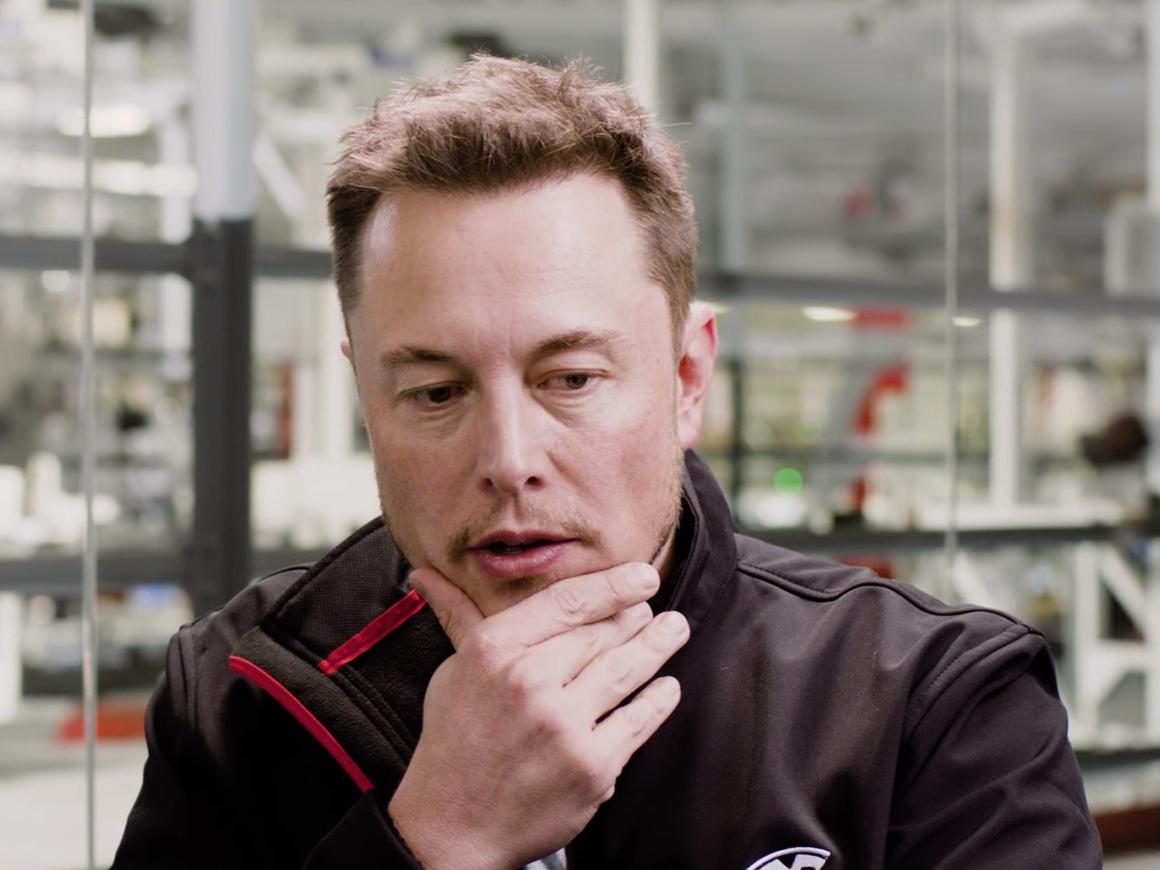 Новость, которую мы заслужили: Илон Маск украл пукающего единорога. Но неудачно